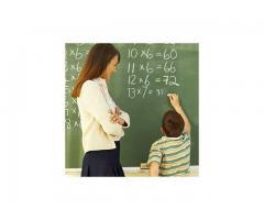 Instrukcije za osnovnu školu